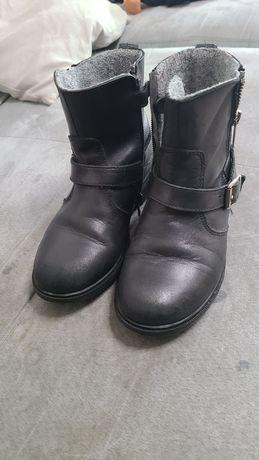 Ботинки Pablosky размер 31 (Ecco, Geox)