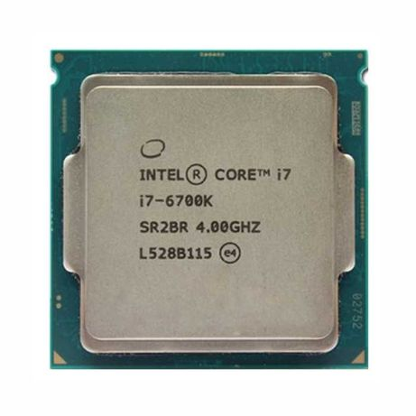 Processador i7 intel 6700k gaming pc gamer - tbm ddr4 e placa gráfica