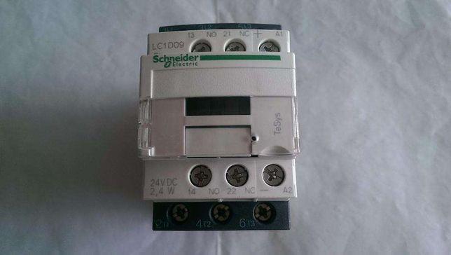 Contactor Schneider LC1D09BL novo.