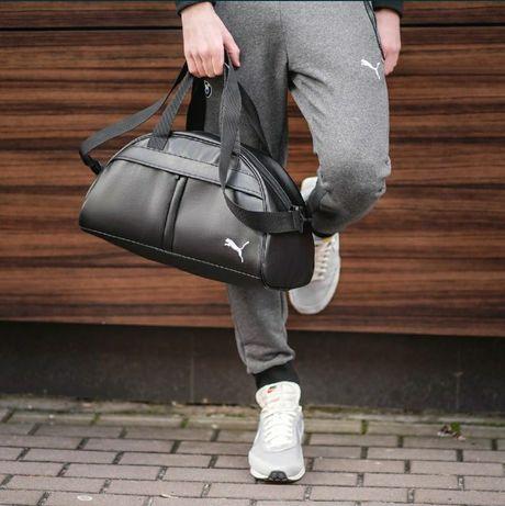 Женская  мужская дорожная спортивная сумка  Puma Nike