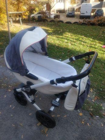 Дитяча коляска і візок Broco 2 в 1