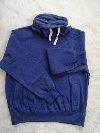 Granatowa, męska bluza XL. Stan idealny!!!