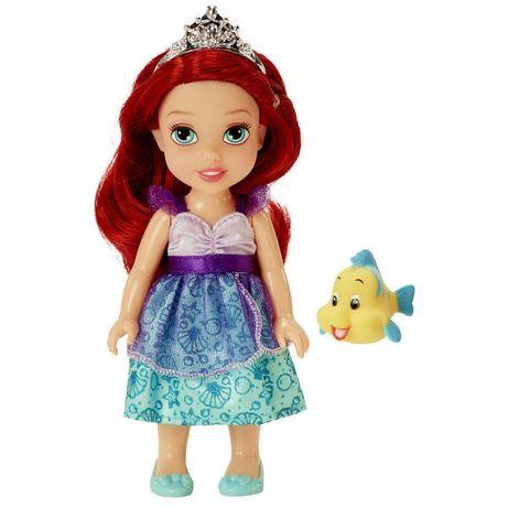 Кукла принцесса дисней Ариэль малышка Jakks Pacific