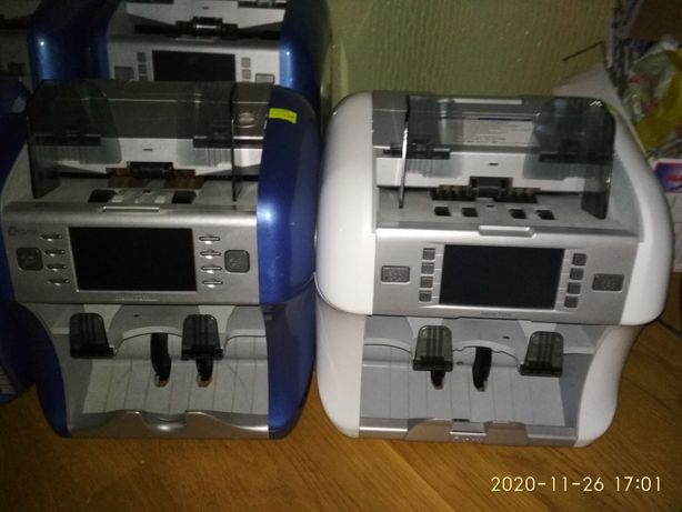 Рахувальна машинка Kisan Newton FS та PF