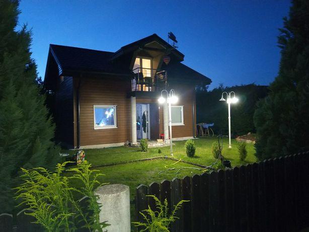 BLACK WEEK - piękny domek razem z działką rekreacyjną ROD w Drzewcach