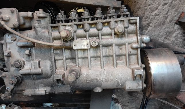 Топливный насос топливная ТНВД ЯМЗ 236 БЕ2 НЕ2 НЕ МАЗ 133