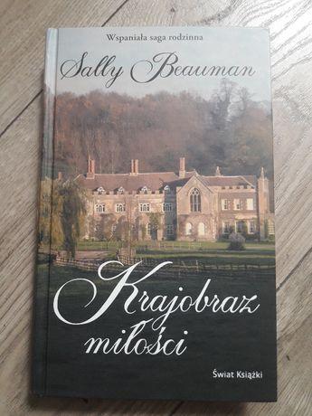 NOWA Krajobraz Miłości Sally Beauman Świat Książki