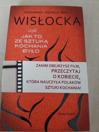 Wisłocka czyli jak to ze sztuką kochania było Konrad Szołajski