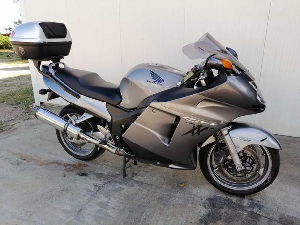 Honda XX 1100 Super Black Bird