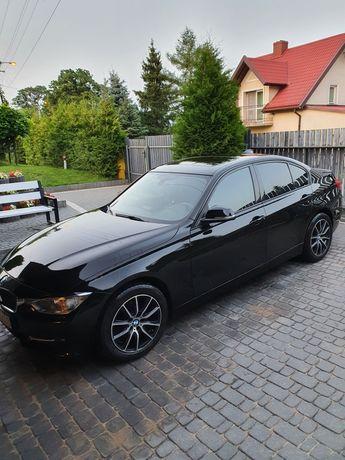Sprzedam BMW F30 320d 184km