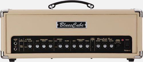 Głowa Roland blues tour + paczka Blues Cube Cabinet 4 x 10