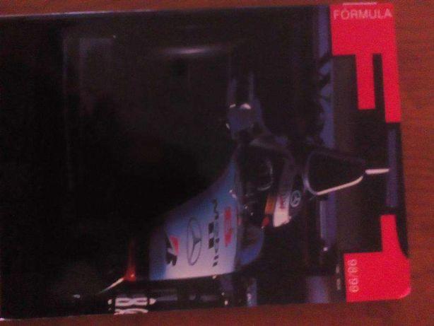 Anuário Formula1 1998/1999 Francisco Santos (c/portes)