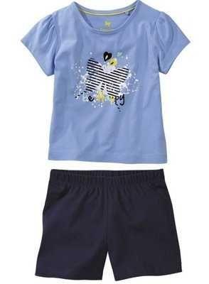 Комплект - шорты и футболка Lupilu