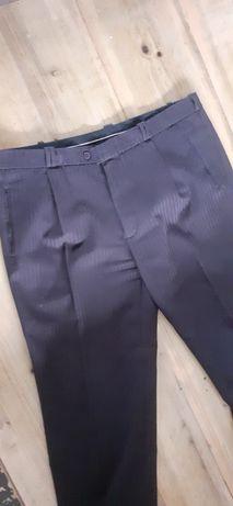 Spodnie eleganckie ,welniane 112 pas ,176 cm