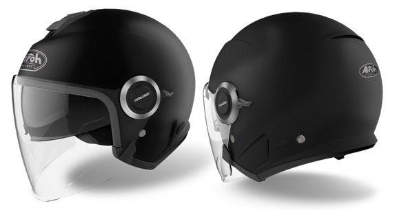 Kask motocyklowy AIROH HELIOS (różne malowania) otwarty,jet!