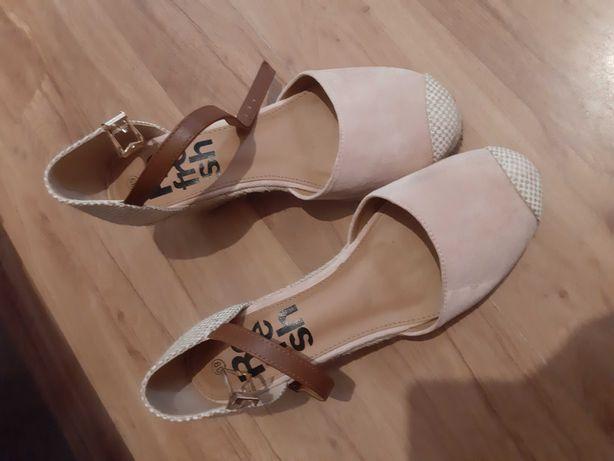 Buty r. 39 sandały, espardyle Refresh