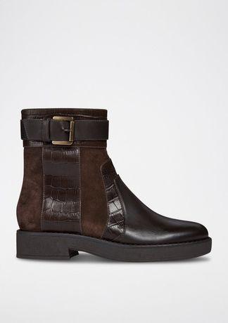 Geox ботинки сапожки (ecco clarks hogl gabor Италия)
