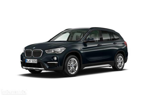 BMW X1 (X1 16 d sDrive Auto xLine)