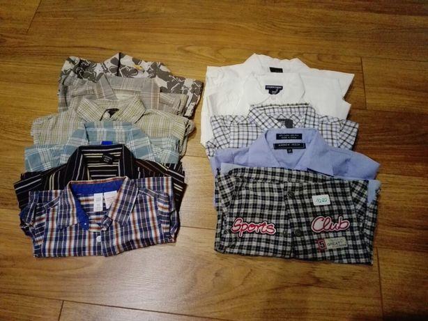 Koszule,garniturek 12-18m-cy
