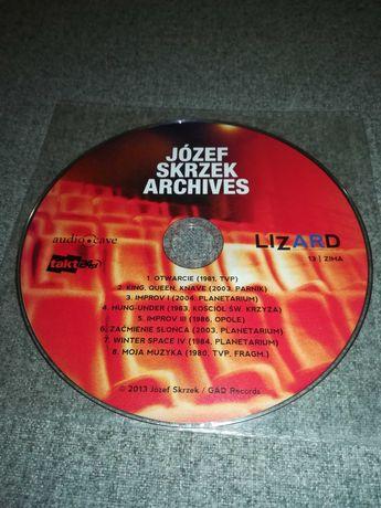 Józef Skrzek Archives CD +Lizard gazeta nr. 13/2013