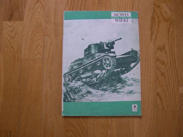 Mówią Wieki magazyn historyczny nr 9/79