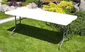 Стіл для саду, Стол раскладной стіл туристичний 180 см Польша