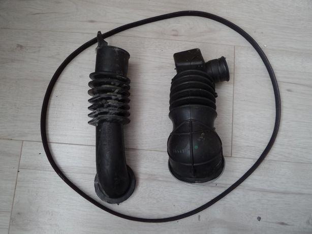 Guma czarna wąż łączący pompę z bębnem z pralki INDESIT IWSC51052