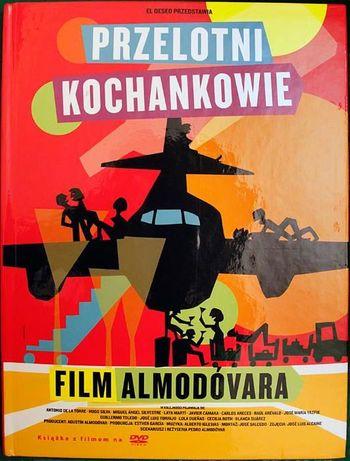 """Film """"Przelotni kochankowie"""", reż. Pedro Almodóvar"""