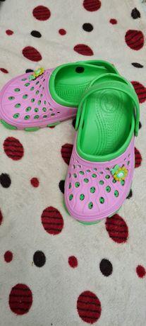 Сабо,аналог crocs ,размер32/33