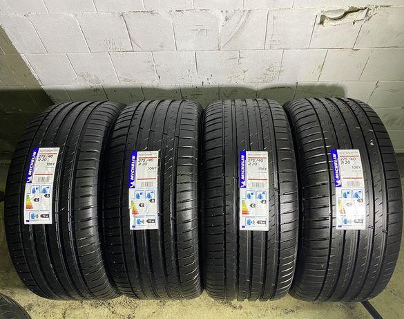 Michelin Pilot Sport 4 SUV - 275/40/20 106Y ExtraLoad 2020r
