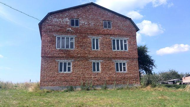 Продається будова, незавершене будівництво,можливий торг