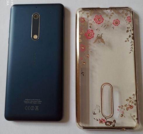 Telefon Nokia 5 dual sim niebieski