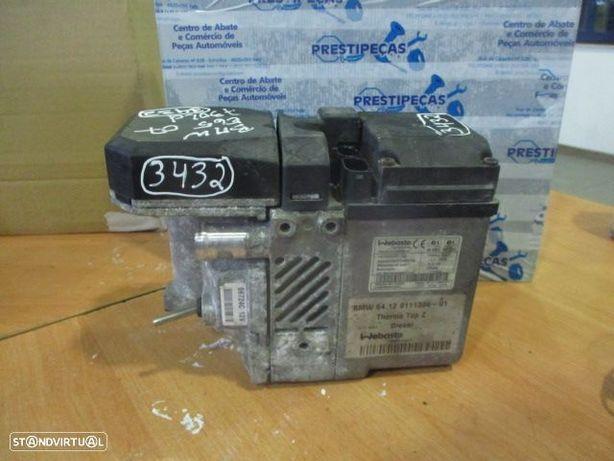 Bomba ar agua e compressores 6412911133601 BMW / E65 / 2007 / 730LD / AQUECIMENTO /