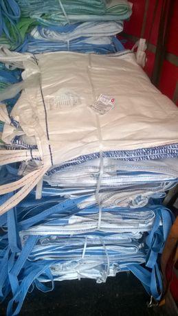 Opakowania Worki Big Bag rozm. 95/95/230cm 1300kg SWL