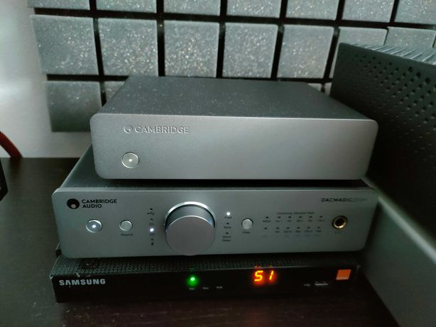 Przedwzmacniacz gramofonowy Cambridge Audio Solo jak nowy