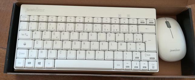 Sprzedam nowe klawiatury układ francuski (AZERTY)