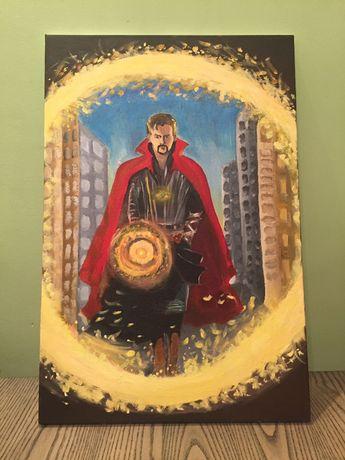 Картина «Доктор Стрендж»