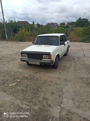 Продам автомобильВаз 2107