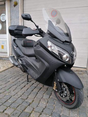 Sym maxsym 600cc ABS