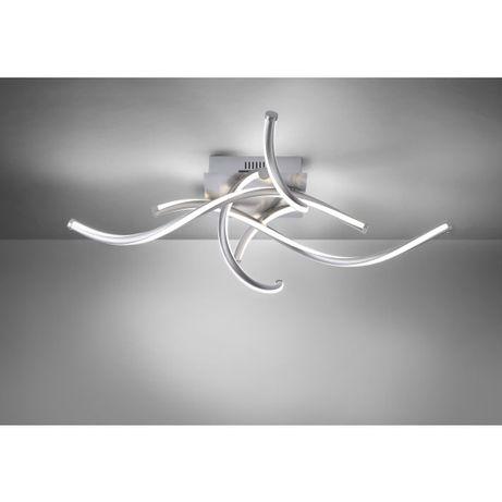 Nowość 2019 zimne/ciepłe lampa sufitowa led Q-MALINA zigbee 6539-55