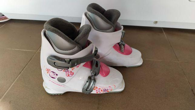 Buty narciarskie 21,5 cm, dziecięce
