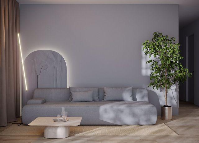 Дизайн інтер'єру, послуги дизайнера та архітектора. 3Д візуалізація.
