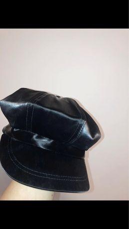 Kapelusz beret czapka y2k 90s
