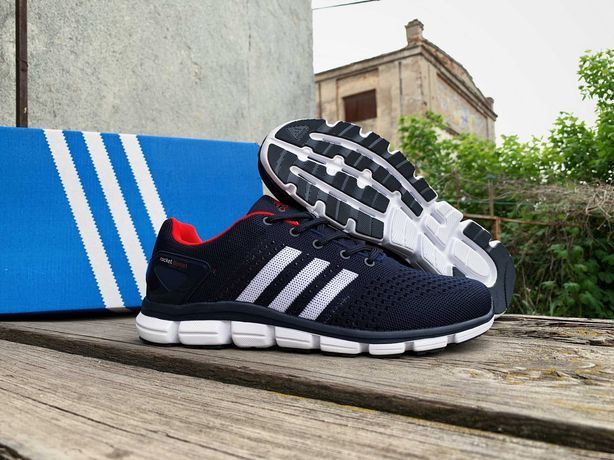 Мужские летние кроссовки сетка Adidas Climacool дышащие (3 цвета) ХИТ!