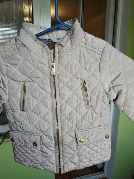 Продам детскую курточку Zara