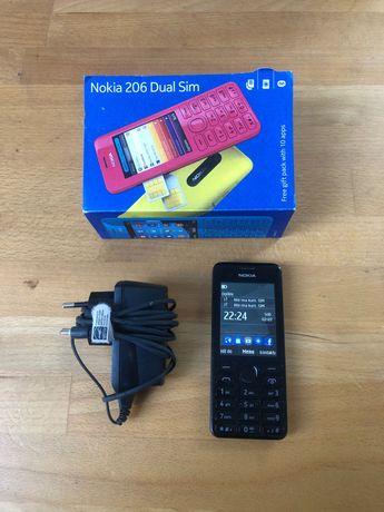 Telefony Nokia 101 dual sim i 206 dual sim