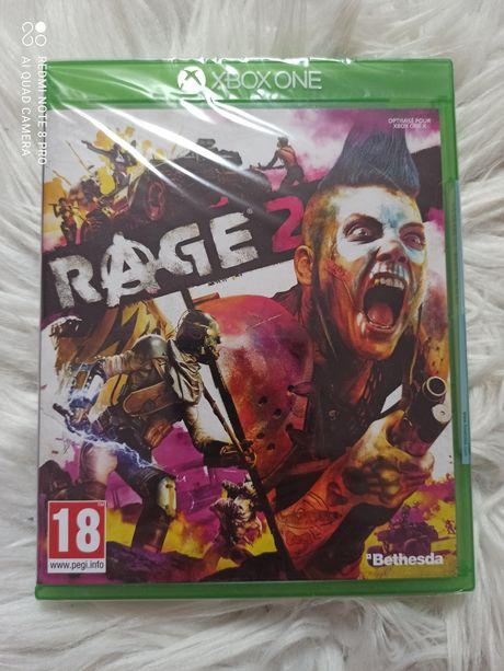 Nowa Gra Rage 2 Xbox One Series X