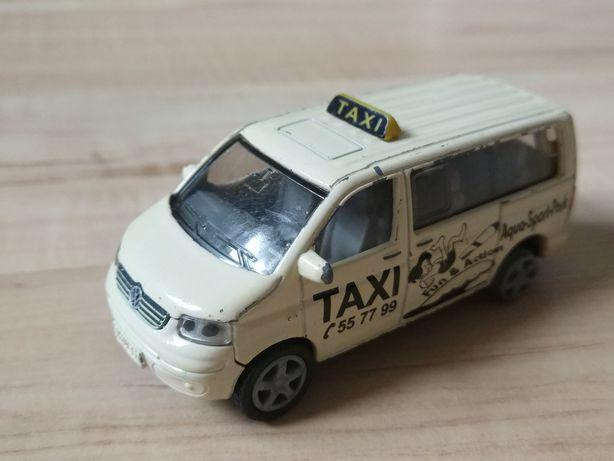 Piękny Samochodzik Volkswagen Taxi Siku Limitowane Auto Resorak