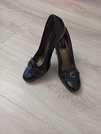 Туфлі, шкіра, 38 розмір