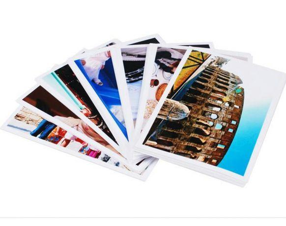 Wywoływanie, wydruk zdjęć 10x15, 15x21 A5 oraz format A4